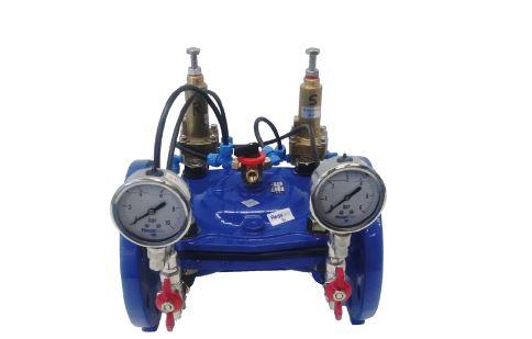 vanne hydraulique gal