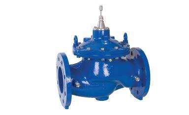 Vannes hydrauliques automatiques