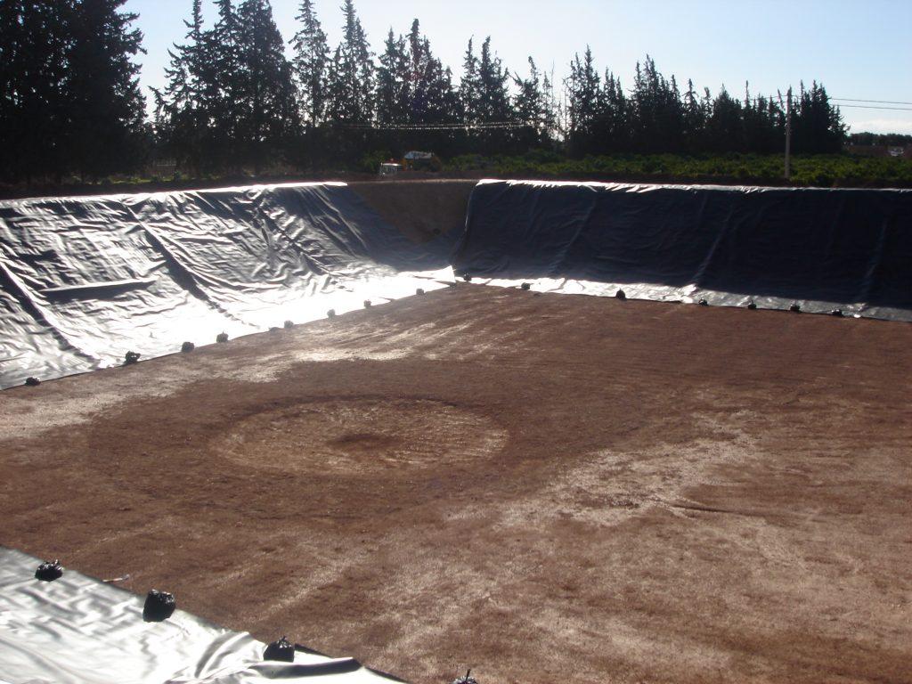 Irrigation Maroc